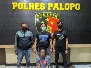 Ayah di Palopo Tega Cabuli Dua Anak Kandungnya Sekaligus