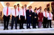 Jokowi Tambah Dua Wakil Menteri, Kabinet Makin Gemuk?