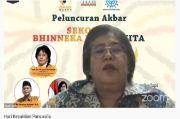 UI Luncurkan Program Sekolah Bhineka Warna Kita untuk Pelajar SMA Se-Indonesia