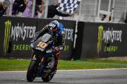 Anak Asuh Valentino Rossi Ditantang Naik Kelas ke MotoGP