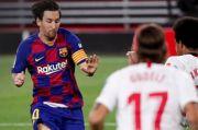 Barcelona Ditahan Imbang Sevilla
