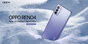 Oppo Reno4 Kedatangan Warna Baru Nebula Purple