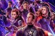 Avengers: Endgame Art Ungkap Tampilan Captain America vs Thanos