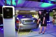 Perbaiki Transportasi, Infrastruktur Kendaraan Bermotor Listrik Dipercepat