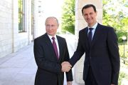 Assad: Keseimbangan Militer Global Butuh Peran Rusia
