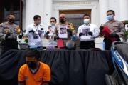 Spesialis Begal Motor di Surabaya Keok Didor Polisi