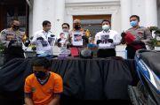 Pencuri Motor di Surabaya Tewas Didor Polisi