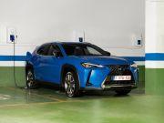 Puas Bikin Hibrid, Lexus Akhirnya Buat Mobil Listrik Pertama