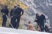 Total buat Mission: Impossible 7, Tom Cruise Lakukan Aksi Mencengangkan di Atas Kereta