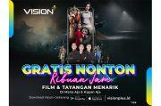 Manjakan Fans di Sepanjang Oktober, Vision+ Hadirkan Sederet Film Horor dan Thriller
