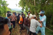 Konflik Keluarga, Pria 48 Tahun Jatuh ke Jurang Sedalam 50 Meter