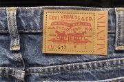 Label High End Valentino Buat Jeans Levis Jadi Lebih Eksklusif