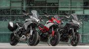Mesin 4 Silinder Pakai Radar, Ducati Siap Perkenalkan Multistrada V4