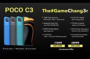 Poco C3 Rilis dengan Predikat Handphone Poco Termurah dari yang Pernah Ada