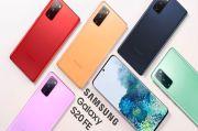 Samsung Galaxy S20 FE Bagus untuk Presentasi Bisnis