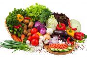 Makan Berbagai Buah dan Sayur Berwarna Bisa Cegah Kanker Tenggorokan