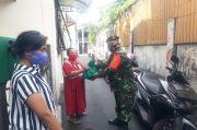 Cara Unik Serma Heru Peringati HUT Ke-75 TNI Sekaligus Ulang Tahunnya yang Ke-50