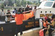 Mayat Balita di Pulau Pari Dipastikan Anak yang Hilang Tenggelam di Sungai Ciliwung