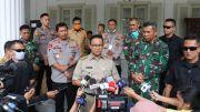 Gubernur Anies, Kapolda, dan Pangdam Akan Sidak Bersama Protokol Kesehatan