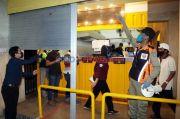 733 Kafe dan Rumah Makan di Jakarta Langgar Aturan PSBB Ketat
