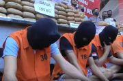Penyelundupan 195 Kg Ganja di Bakauheni Digagalkan Polisi