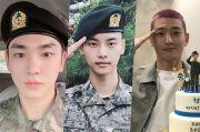 Key SHINee hingga Jeong Jinwoon 2AM Resmi Selesai Wamil Hari Ini