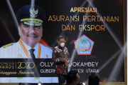 Raih Indonesia Award (AI)-IV 2020 , Olly: Berkat Dukungan dan Soliditas Masyarakat Sulut