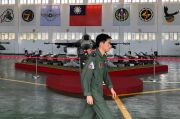 Taiwan Habiskan Rp13 Triliun untuk Usir Jet Tempur China Tahun Ini