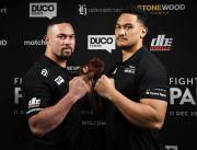 Duel Dahsyat Raksasa Kelas Berat Negeri Kiwi Guncang Auckland