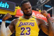 LeBron Menolak Tidur Sampai Lakers Juara