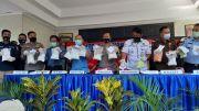 Polda Jateng Musnahkan 8,1 Kg Sabu dan 5.708 Butir Ekstasi