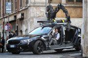 Setelah Duel di Kereta, Tom Cruise Kendarai Mobil dengan Diborgol untuk Mission: Impossible 7