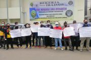 Warga Kali Baru Datangi PN Tangerang Terkait Mafia Tanah