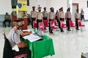 Polri Hukum 15 Anggota Polres Sorong Kota Atas Tewasnya Adik Ipar Edo Kondologit, Ini Nama-namanya