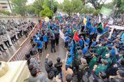 Ribuan Mahasiswa di Aceh Juga Demo Tolak UU Cipta Kerja