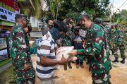 Pengawasan dan Evaluasi Serbuan Teritorial di Kendari, Bukti Komitmen TNI AD