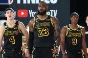 Tuah Jersey Black Mamba LA Lakers di Final NBA 2020