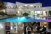 Tajir Bak Sultan! Penampakan Rumah Mewah Mike Tyson di Film The Hangover