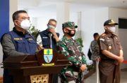 Tekan Penyebaran COVID, Pemkot Cirebon Batasi Aktivitas Warga di Sektor Niaga