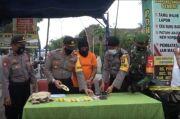 Aksinya Terekam CCTV, Pemalak Truk Ditangkap Polisi