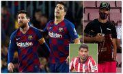 Suarez Tak Kaget Lihat Messi Marah ke Manajemen Barcelona