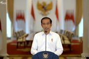 Pangkas Perizinan, Jokowi Klaim UU Ciptaker Dukung Pemberantasan Korupsi