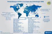 Kasus Baru di Serbia dan Kuwait, Total 1.613 WNI Positif Covid-19