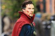Benedict Cumberbatch Jadi Doctor Strange di Spider-Man 3