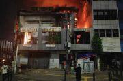 Kios-kios Buku di Senen Terbakar, Anies Sebut Ada Kerugian Ekstra