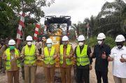 Ketua DPRD Kobar: Pembangunan Infrastruktur Melalui CSR Perusahaan Dongkrak Ekonomi Rakyat
