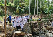 IMBI Bantu Korban Bencana di Sukabumi