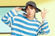 J-hope BTS Tekankan Pentingnya Pakai Masker, WHO Berterima kasih