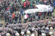 Antisipasi Demo Anarkis, 180 Polwan Jadi Garda Terdepan