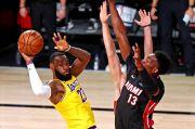 Final NBA Game 5, Sabtu (10/10): LA Lakers di Ambang Gelar Juara